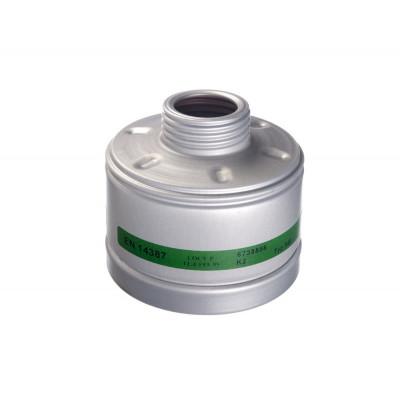 Filtro Dräger 940 K2 para gas